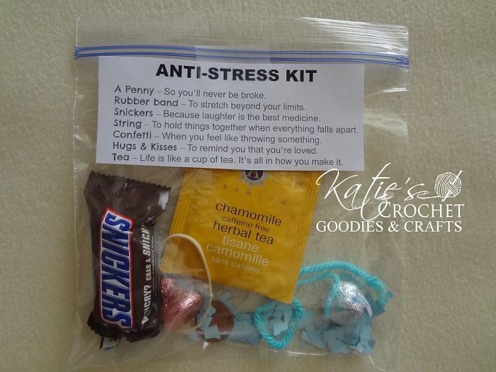 Funny Stress Kits | just b.CAUSE