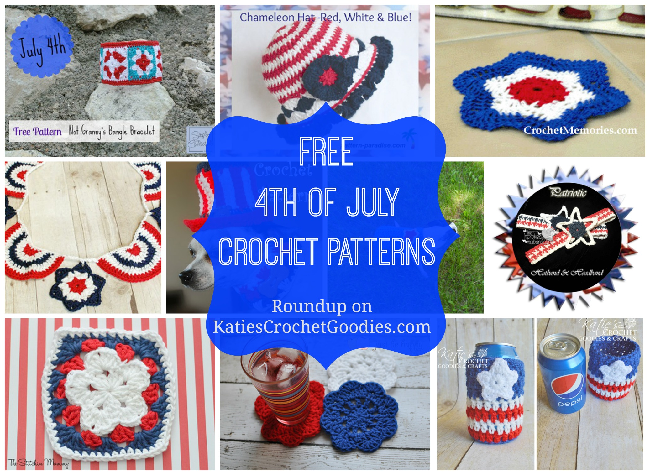 Free Pacifier Holder Pattern Katies Crochet Goodies